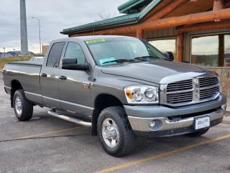 2009 Dodge Ram 2500 Quadcab Longbox 4X4 Diesel Pickup Truck