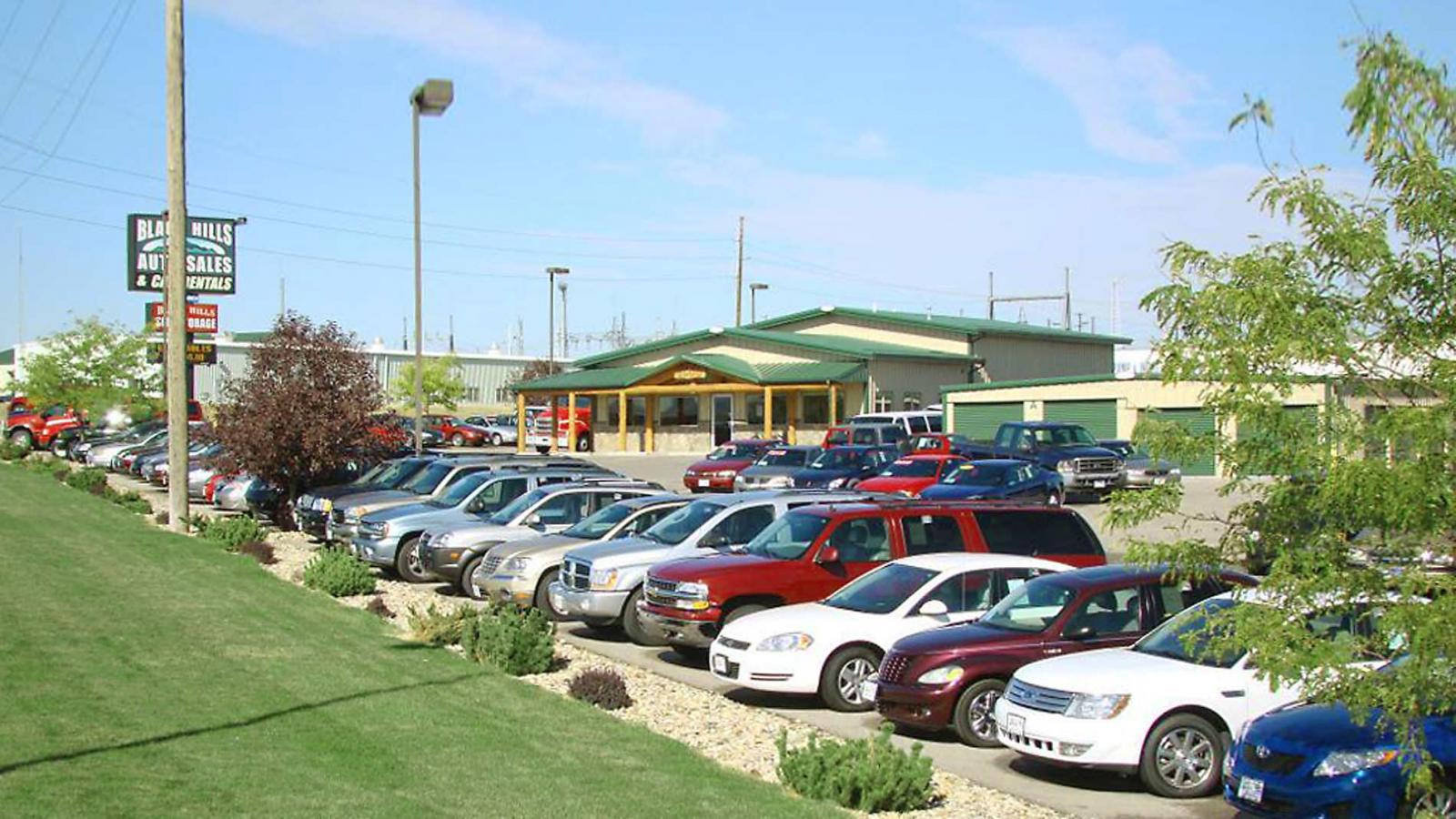 Used Car Lot >> Black Hills Auto Sales Used Cars Rapid City Sd Pre Owned